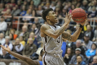 Adams Career Night Pushes Bonnies Past Bilikens 79-56