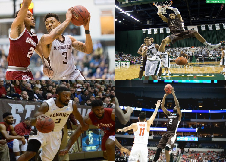 Pro Bonnies have huge opportunity at NBA Summer League