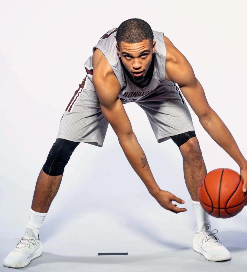 Transfer Poyser brings talent and experience toBonnies