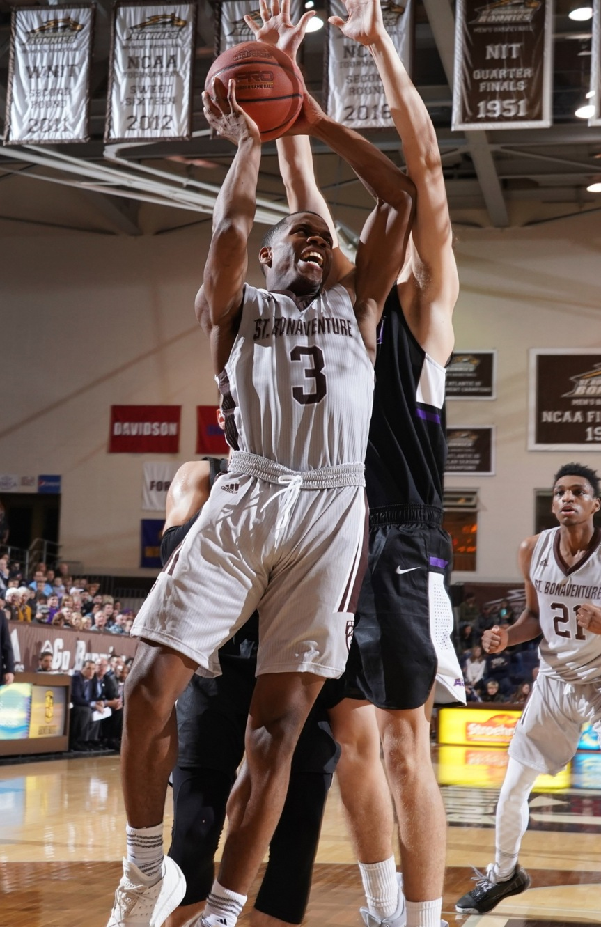Three takeaways from the St. Bonaventure vs Alfred