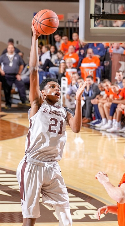 Osunniyi finds home at Bonaventure