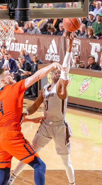 Bucknell comeback spoils Bonnies' home opener
