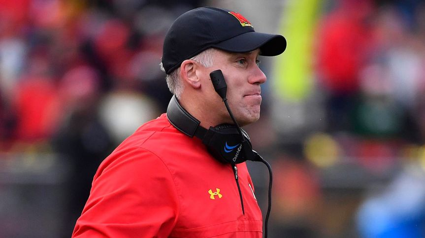 Opinion: The firing of DJ Durkin couldn't come soon enough