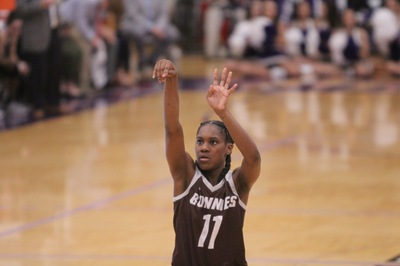 Francis looks to make a name for herself at St. Bonaventure