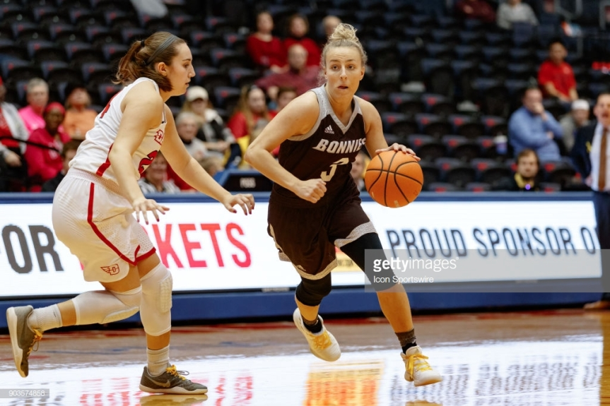 Migliore ready to help Bonnies bounce back