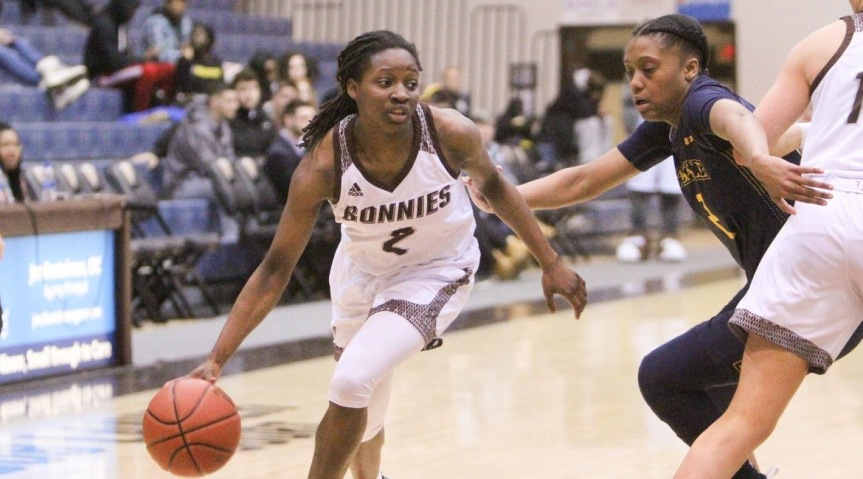 Johnson looks to lead Bonnies