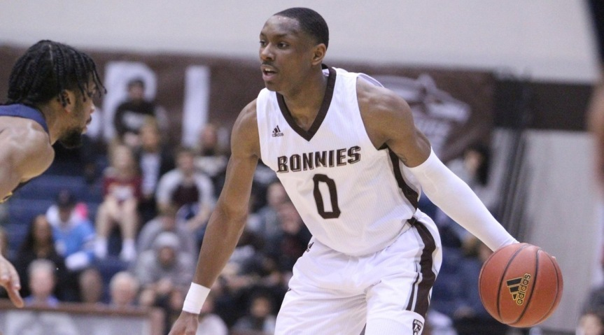 Lofton's game-winning jumper propels Bonnies over La Salle