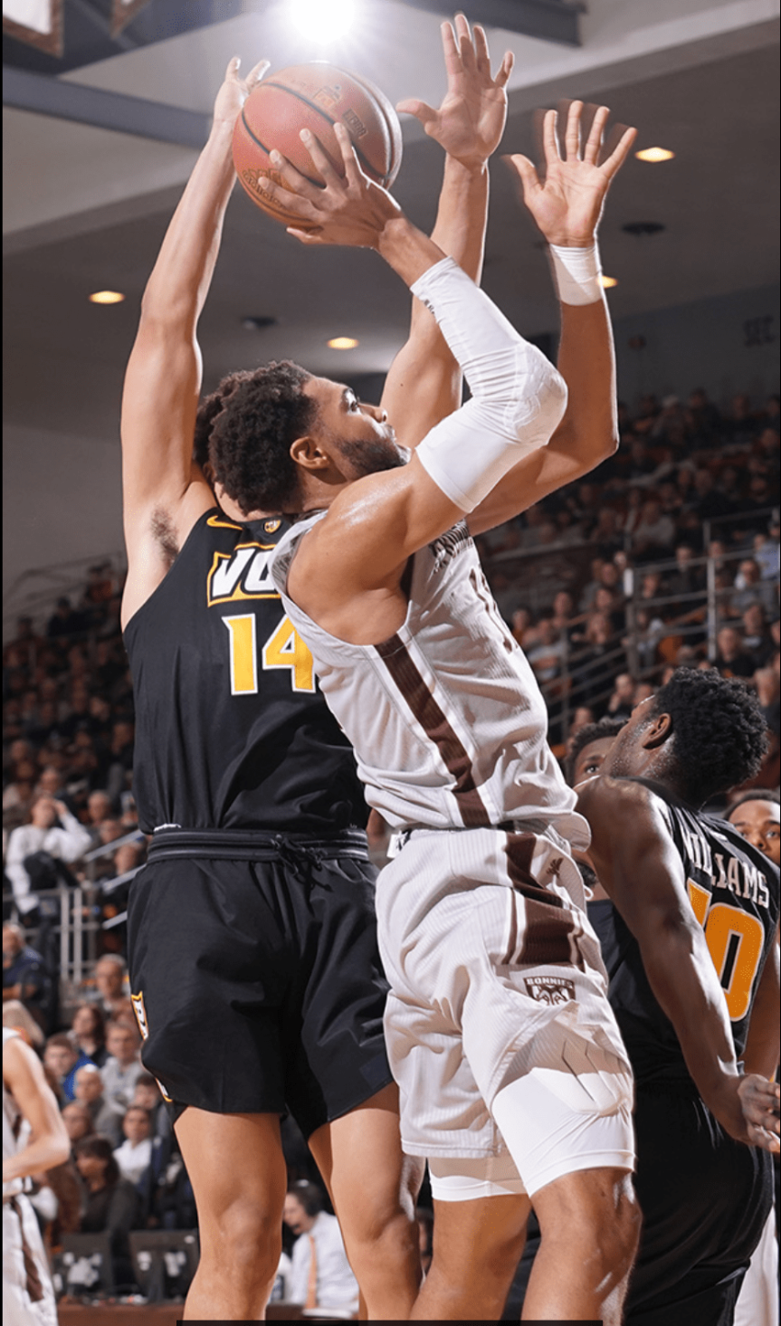 VCU rolls over sloppy Bonnies