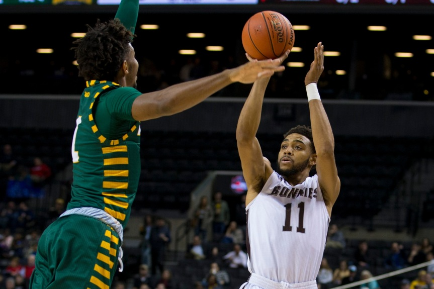 St. Bonaventure takes on Rhode Island in the semifinals