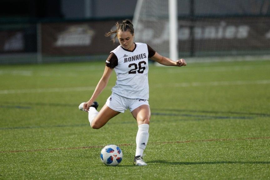 Women's soccer falls toDayton