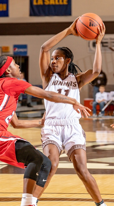 Lack of shooting dooms Bona women in loss to St. John's