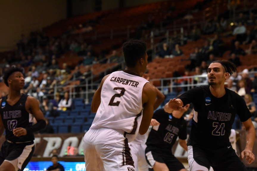 Carpenter adds versatility to the Bonnies