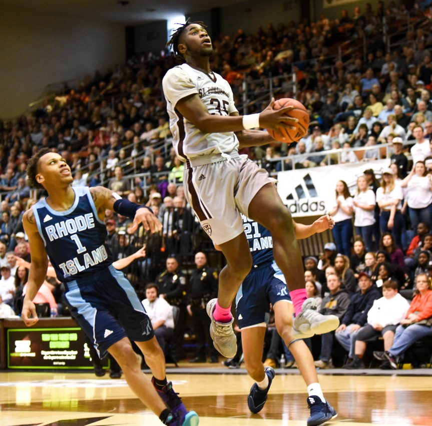 Bonnies fall short against Rhode Island