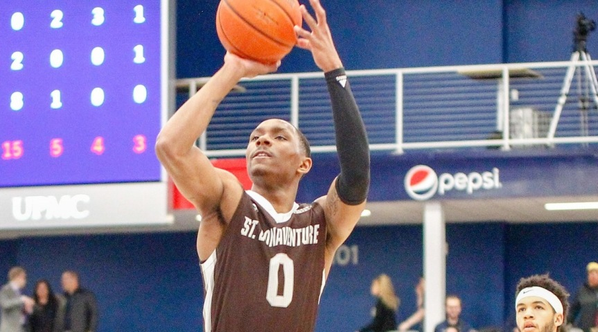 Lofton's big shot leads Bonnies to road win over Duquesne