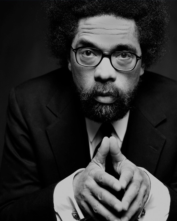 Black hero of the day: Dr. Cornel West