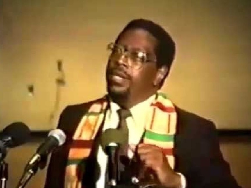 Black hero of the day: Dr. Amos N. Wilson