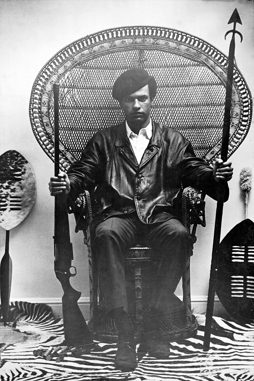 Black hero of the day: Huey P. Newton