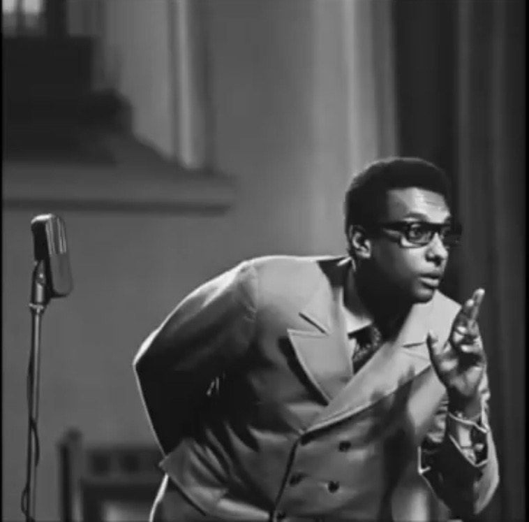 Black hero of the day: Stokely Carmichael