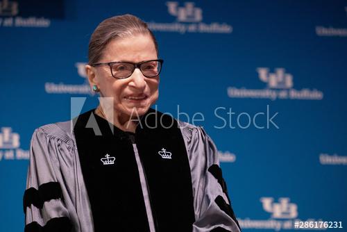 Justice Ruth Bader Ginsburg Dead at87