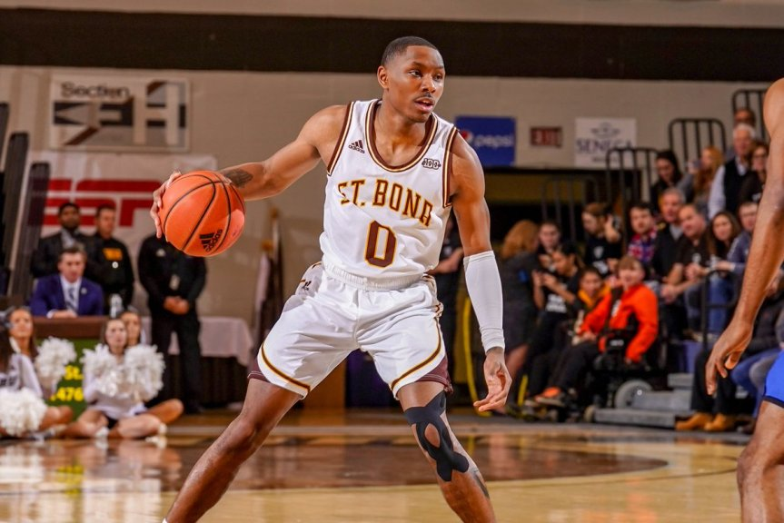 Bonnies return to Reilly Center for rematch againstHofstra