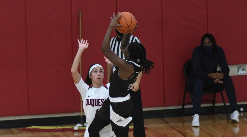What we learned from Bona women's loss toDuquesne