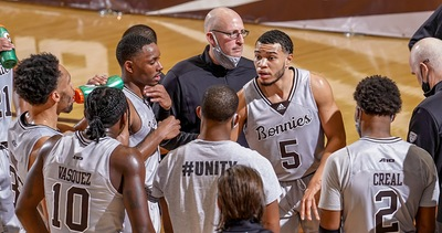 "PREVIEW: First-place Bonnies prepare to host ""powerhouse"" VCU"