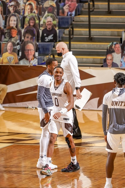 NEW: Bonnies rout GW for largest-ever A-10 win