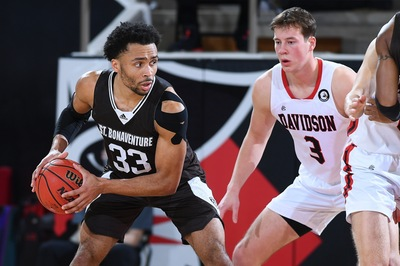 After sweeping Davidson, Bonnies look for strong finish to regularseason