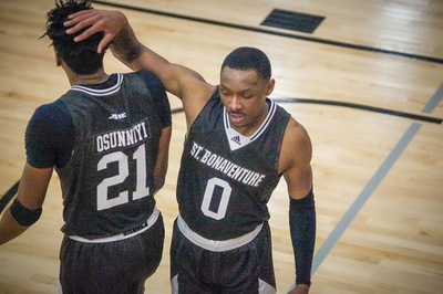 MBB: Bonnies can build on national recognition with pair of road wins thisweek