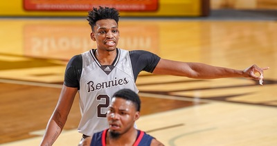 PREVIEW: Bonnies look to stay hot, seek redemption at SaintLouis