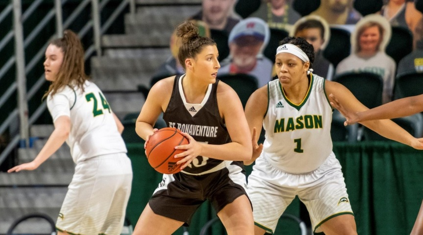 Bona splits pair of road games at George Mason, GW