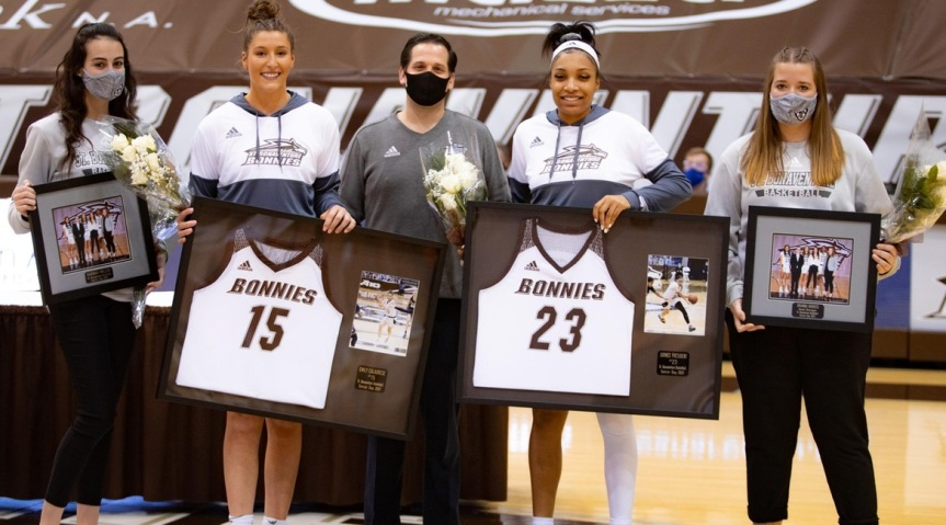WBB: Bonnies bested by Rhode Island on senior day