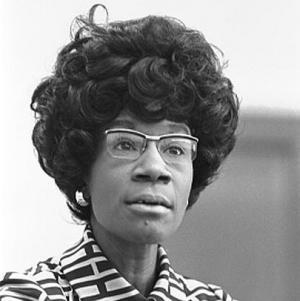 Black Hero of the Day: ShirleyChisholm