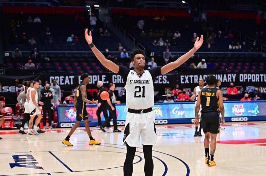 NCAA PREVIEW: Bona defense faces biggest test of season inLSU