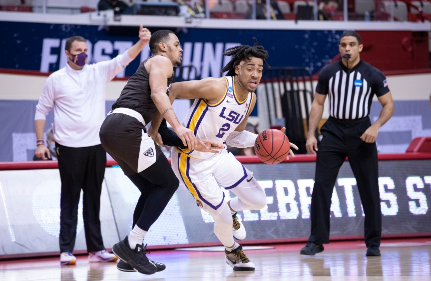 MBB: Historic Bona season ends at hands of LSU