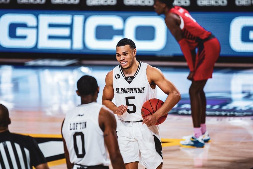 COLUMN: Bona, VCU's spots in NCAA field secured before A-10 titlegame