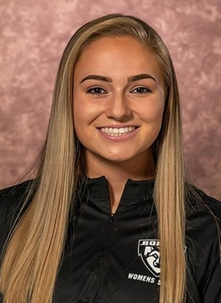 WSOC: Freshman keeper Nolan grows on, off field in first collegiate season