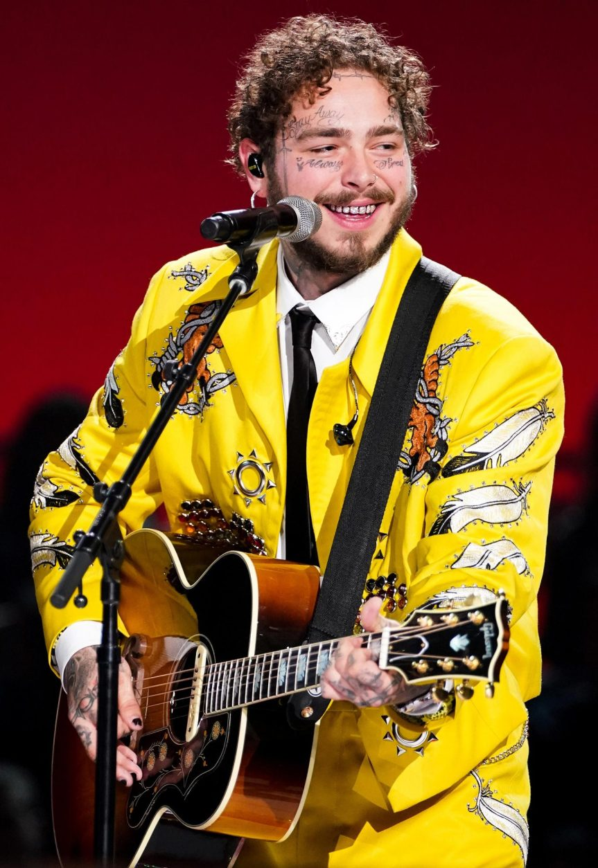 MUSIC: Post Malone's country album will arrive before decade's end